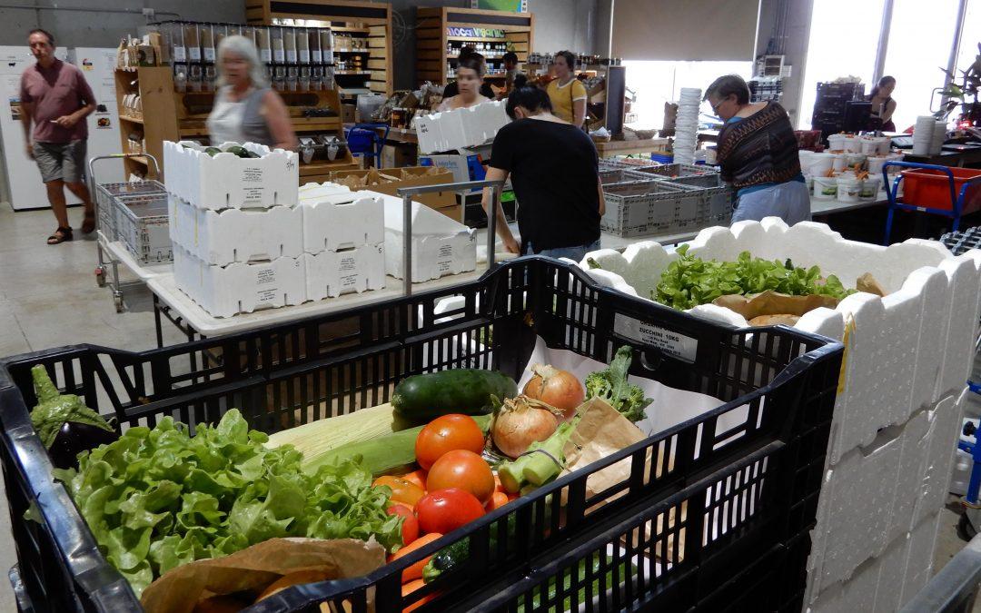 Efficient operating for food enterprises