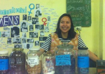 Retail Food Hub / Community Shop