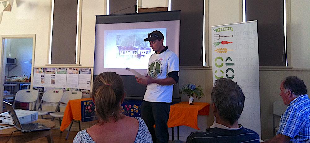 Advocating for fair food – Tarrawalla Farm