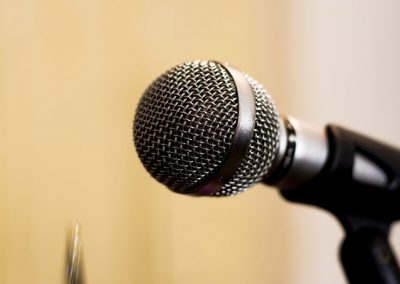 How to give interviews to media