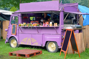 Mobile Food Outlet