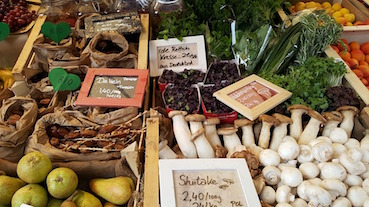 Making Local Food Work: Influencing consumer buying behaviour
