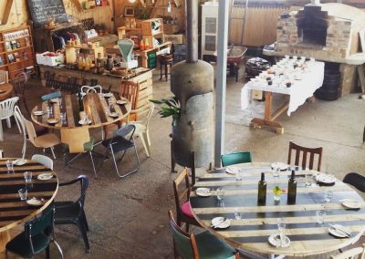 Starting a commercial kitchen and cafe on your farm – Wandiful Produce