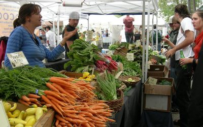 Set up your farmers' market online