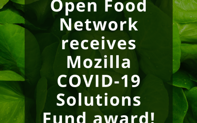 Open Food Network wins international award!