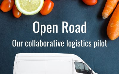 We've launched a new logistics pilot