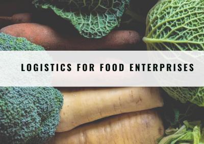 Logistics for Food Enterprises