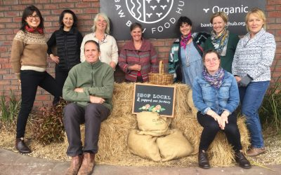 Project update: building strong Victorian regional food economies