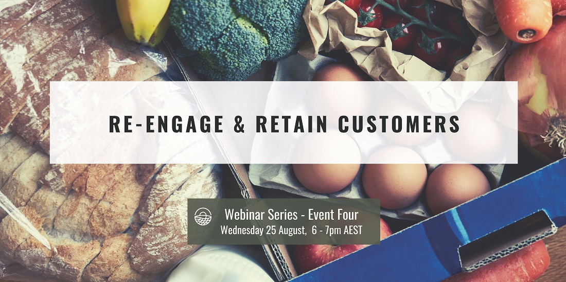 Re-engage and retain customers